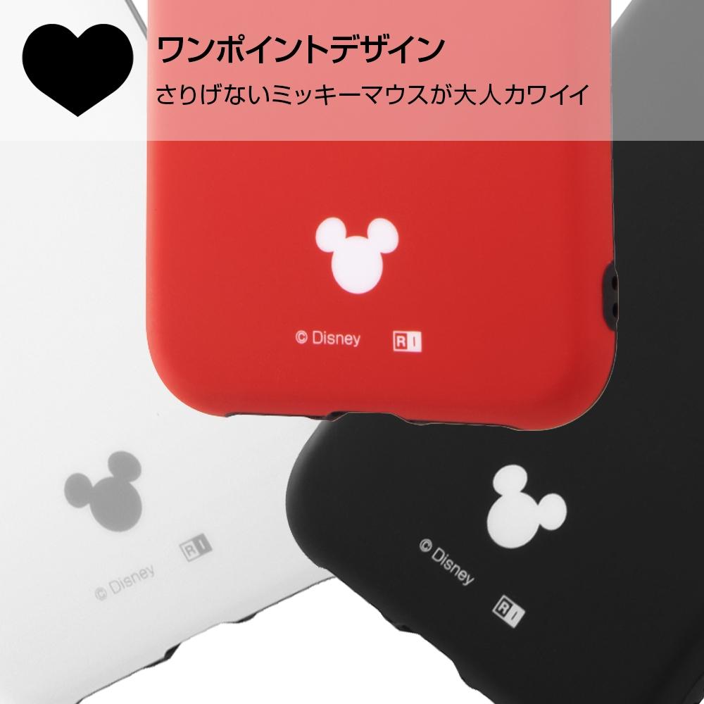 iPhone XS Max 『ディズニーキャラクター』/TPUソフトケース 耐衝撃Light Petit/ブラック