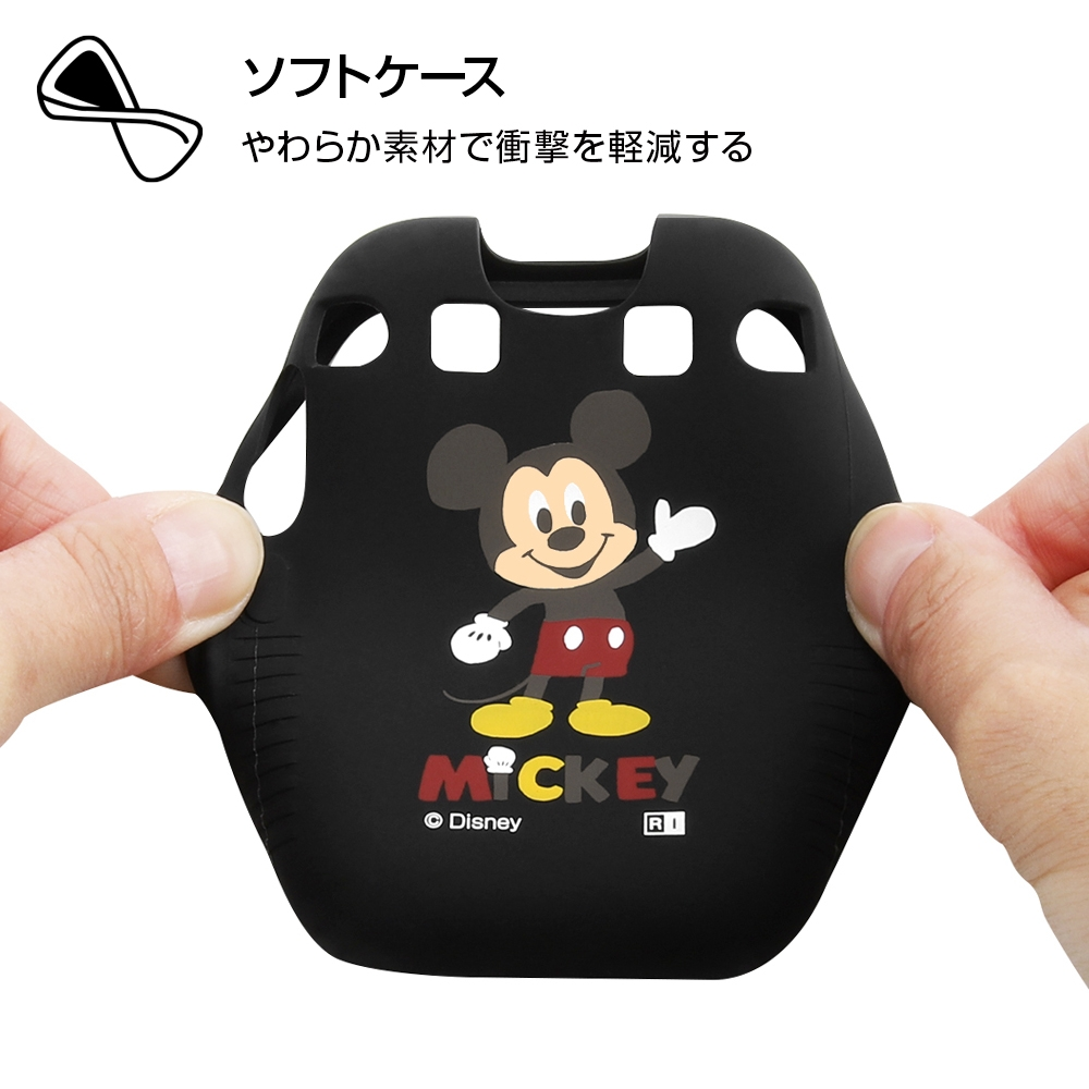 mamorino5 『ディズニーキャラクター』/シリコンケース/ミニー