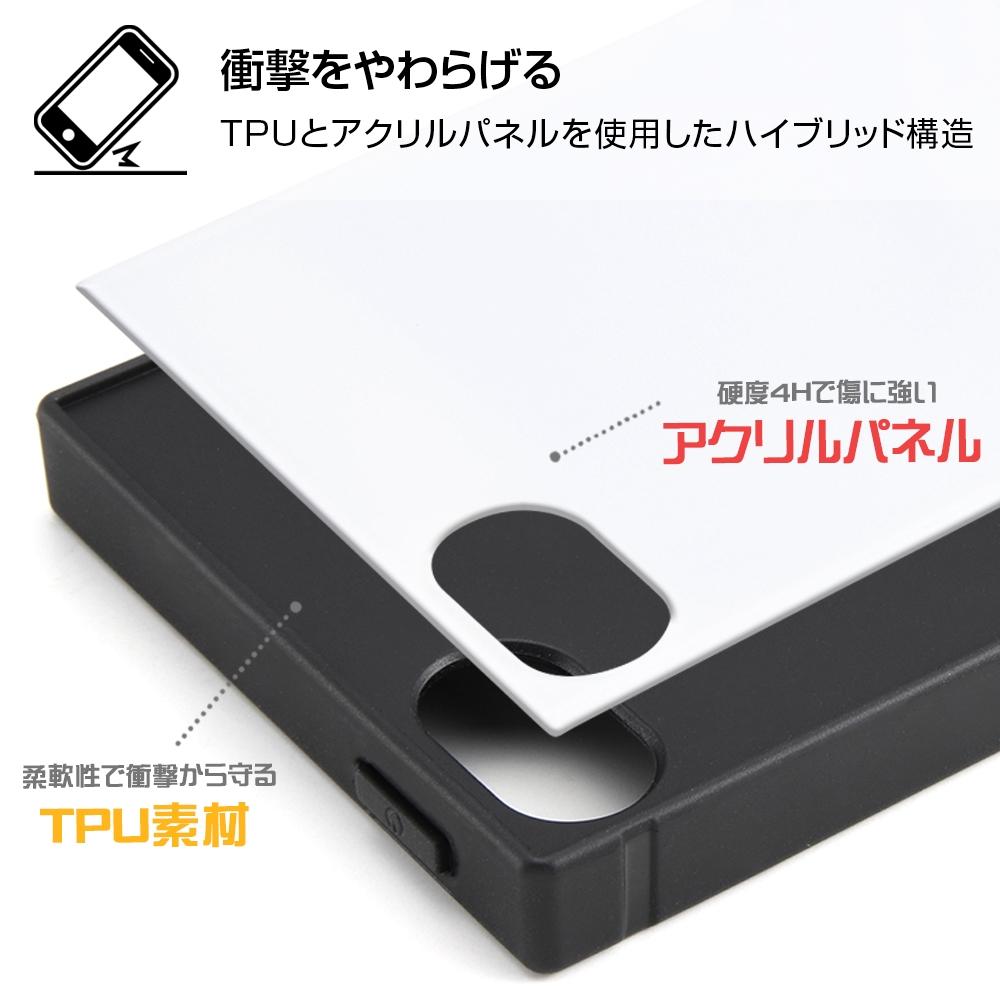 iPod touch 第7世代 (2019)、第6世代(2015)、第5世代(2014/2012) 『ディズニー・ピクサーキャラクター』/耐衝撃ハイブリッドケース KAKU /『モンスターズ・インク』_22【受注生産】