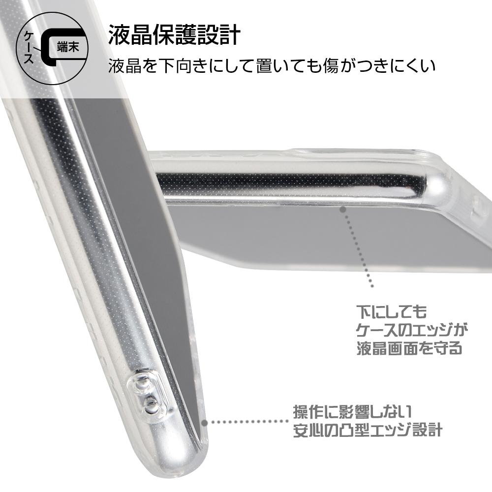 iPhone 11 『ディズニーキャラクター』/TPUソフトケース キラキラ/ミッキー