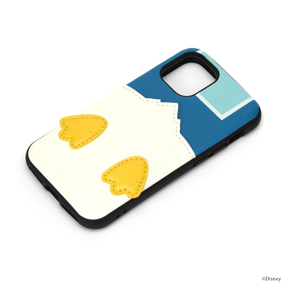 iPhone 12 mini用 タフポケットケース [ドナルドダック]