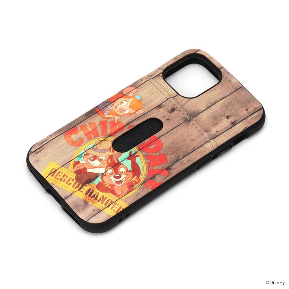 iPhone 12 mini用 タフポケットケース [チップとデールの大作戦]