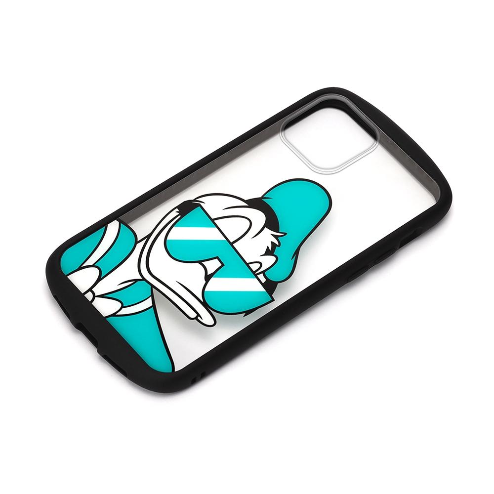 iPhone 12 mini用 ガラスタフケース [ドナルドダック]