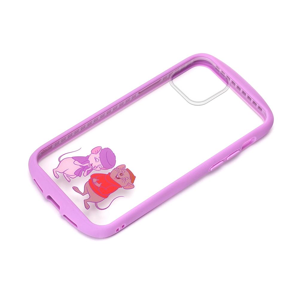 iPhone 12 mini用 ガラスタフケース [ビアンカ]
