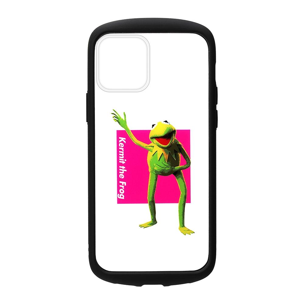 iPhone 12 mini用 ガラスタフケース [カーミット]