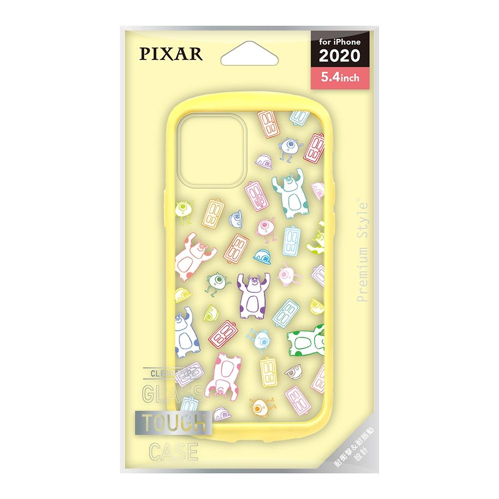iPhone 12 mini用 ガラスタフケース [モンスターズ・インク]