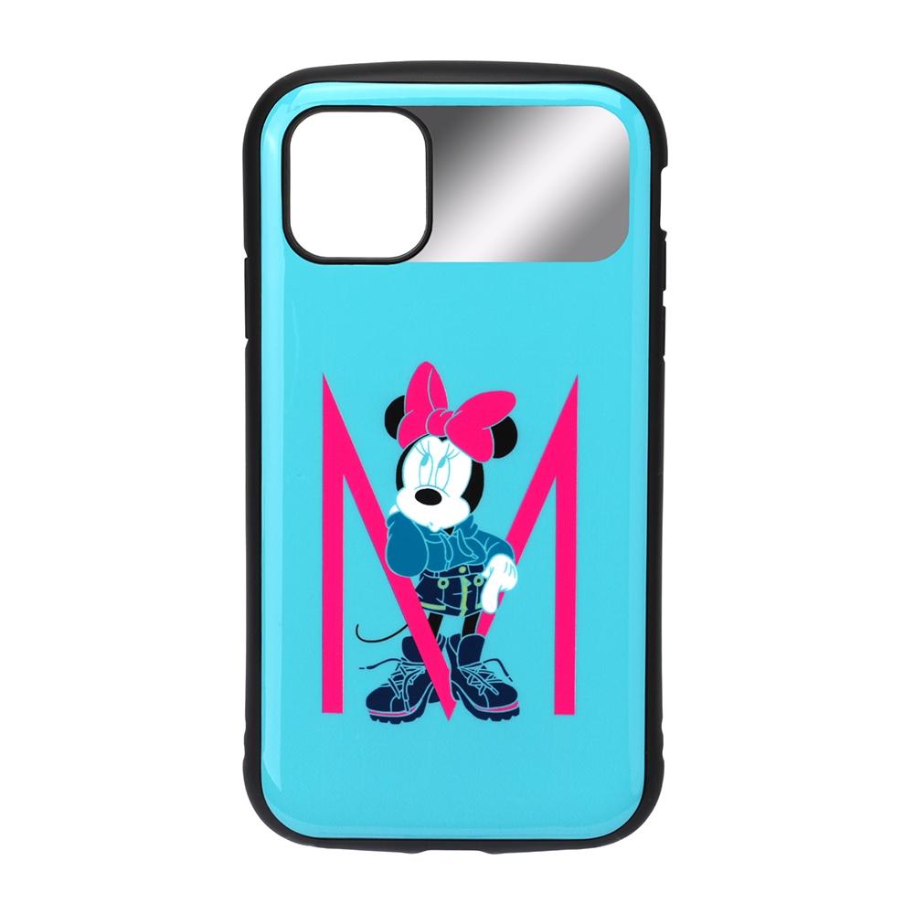 iPhone 12 mini用 ハイブリッドタフケース [ミニーマウス]