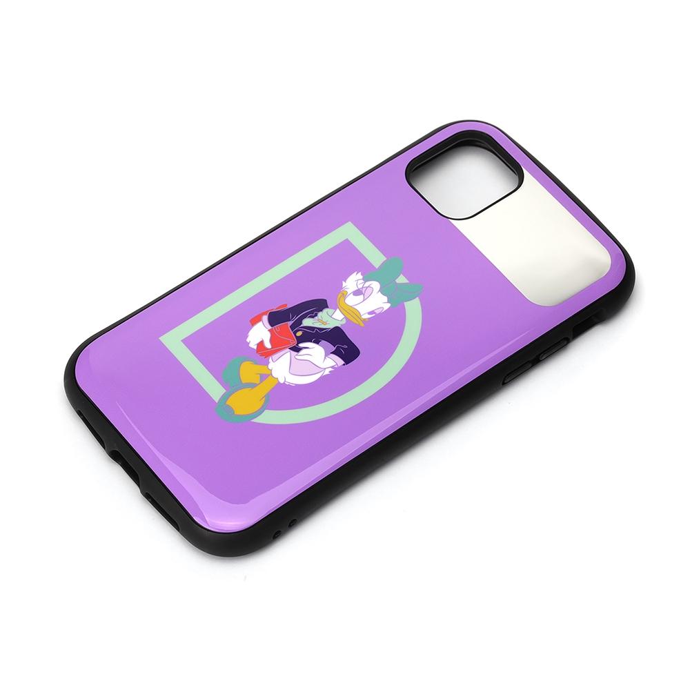iPhone 12 mini用 ハイブリッドタフケース [デイジーダック]