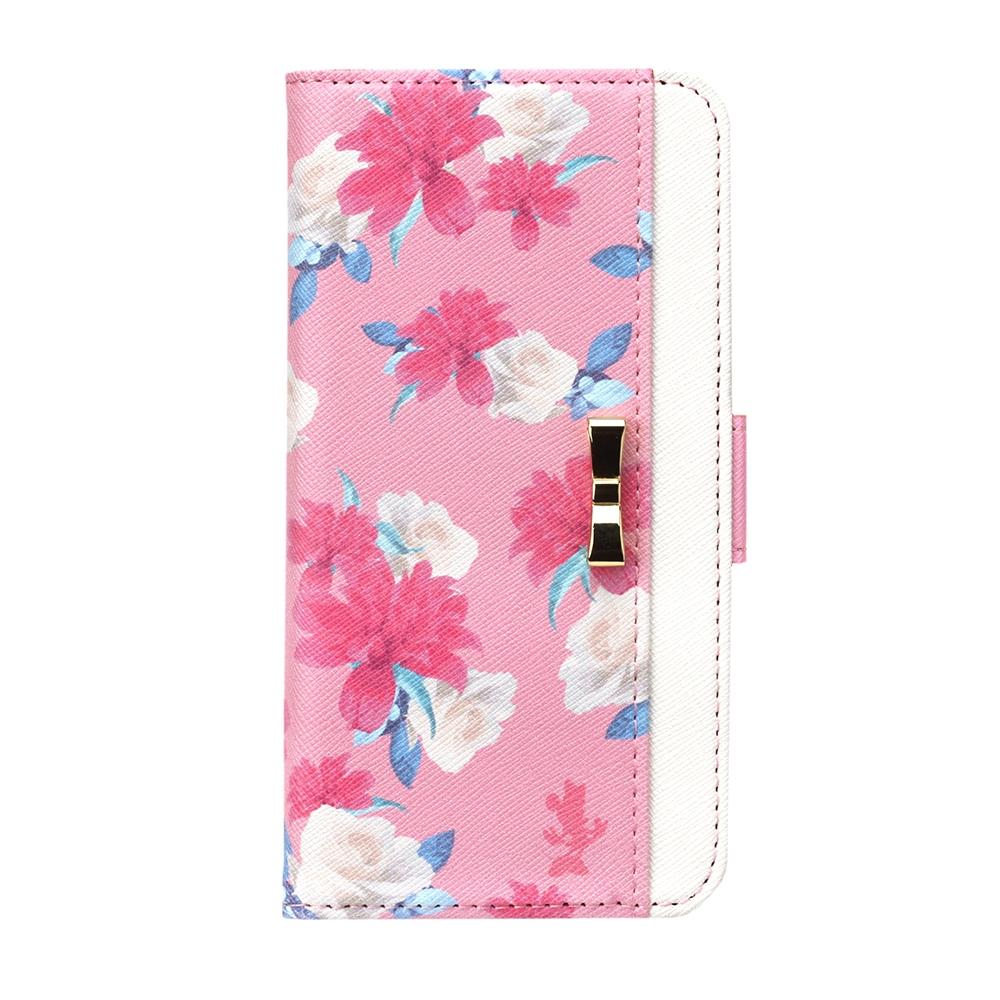 iPhone 12 mini用 フリップカバー [ミニーマウス]
