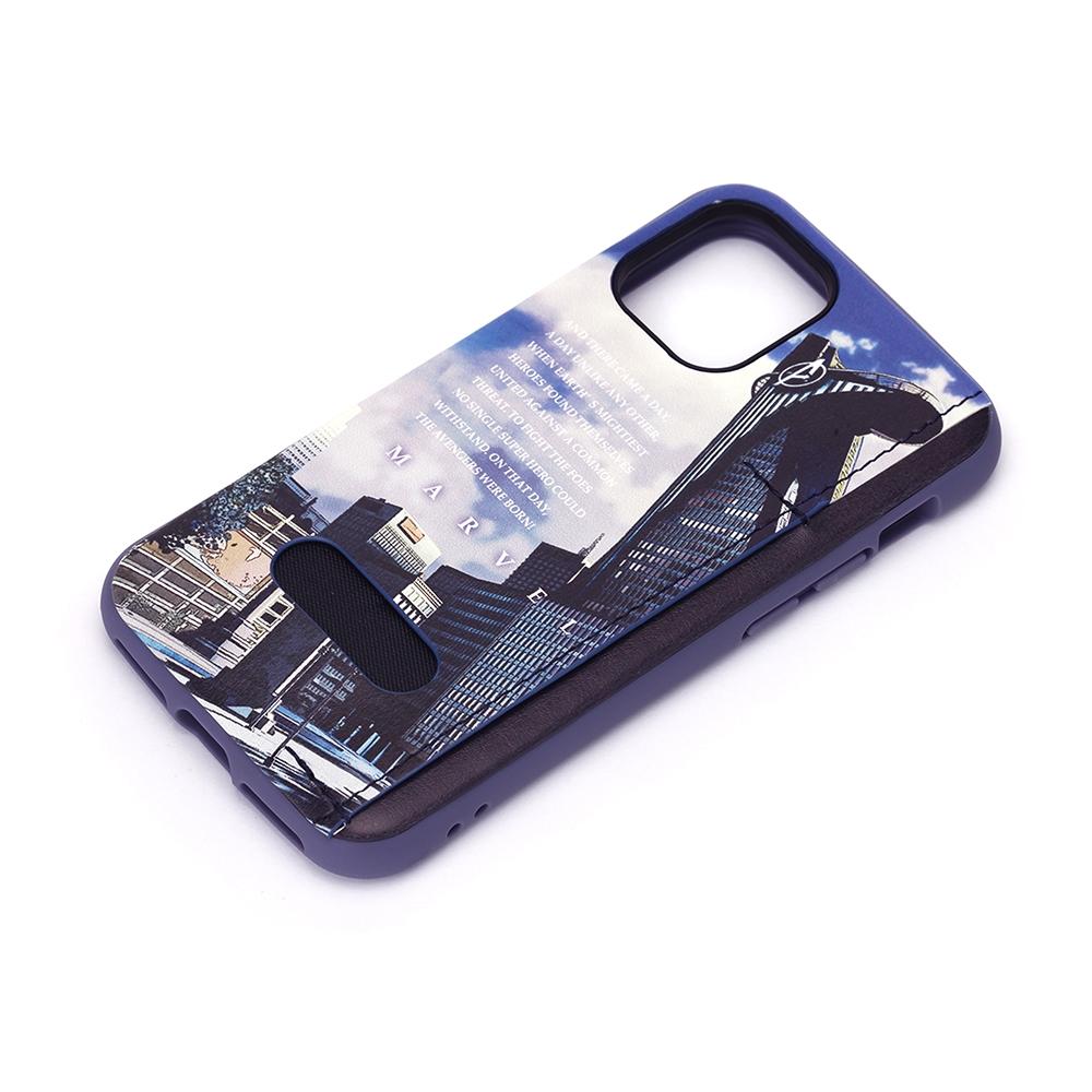 iPhone 12 mini用 タフポケットケース [アベンジャーズ]
