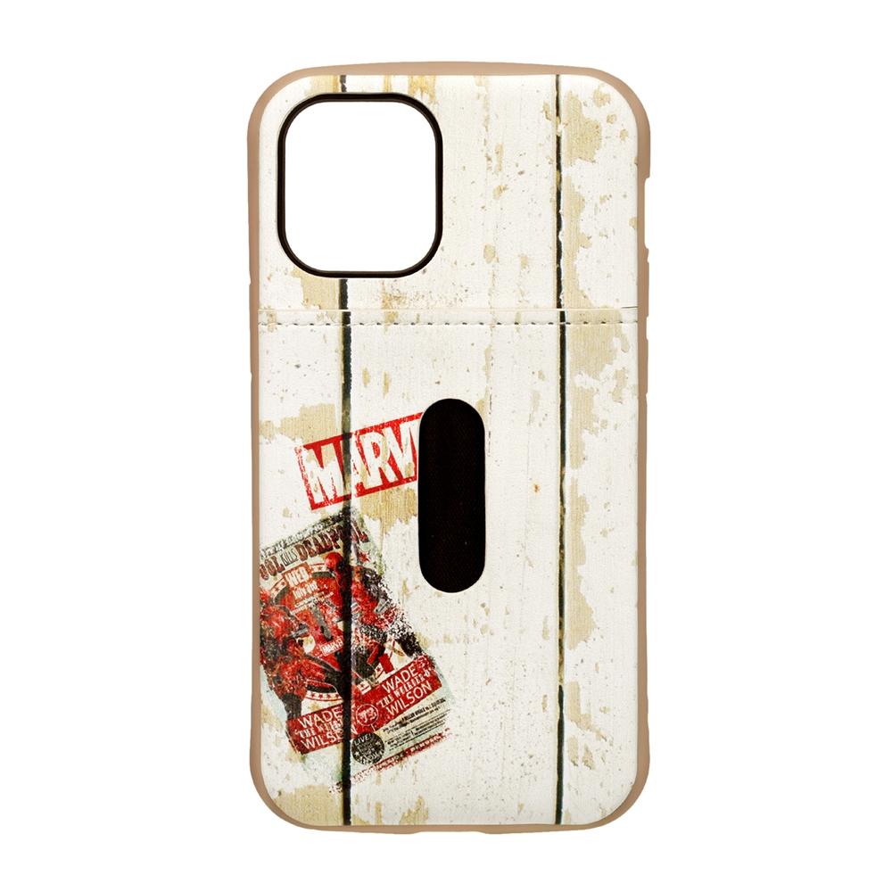 iPhone 12 mini用 タフポケットケース [デッドプール]