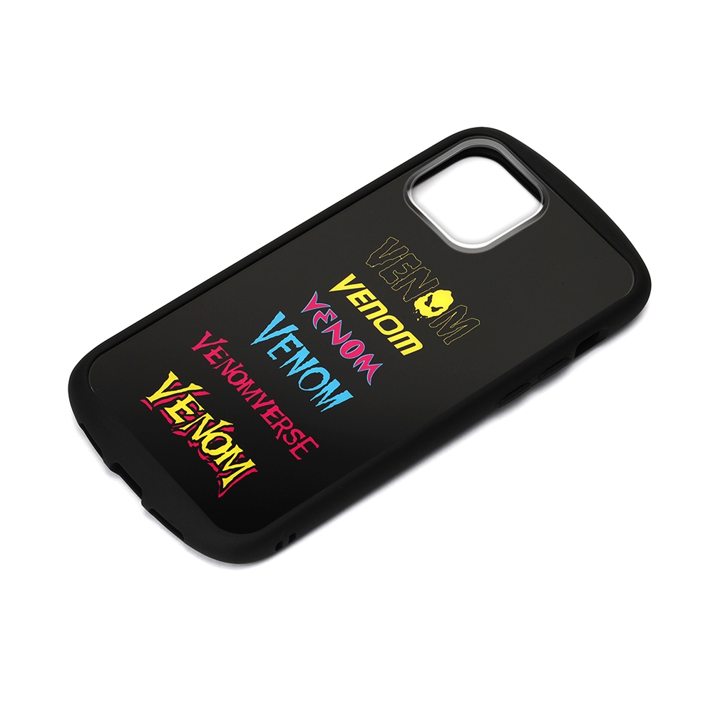 iPhone 12 mini用 ガラスタフケース [ヴェノム]