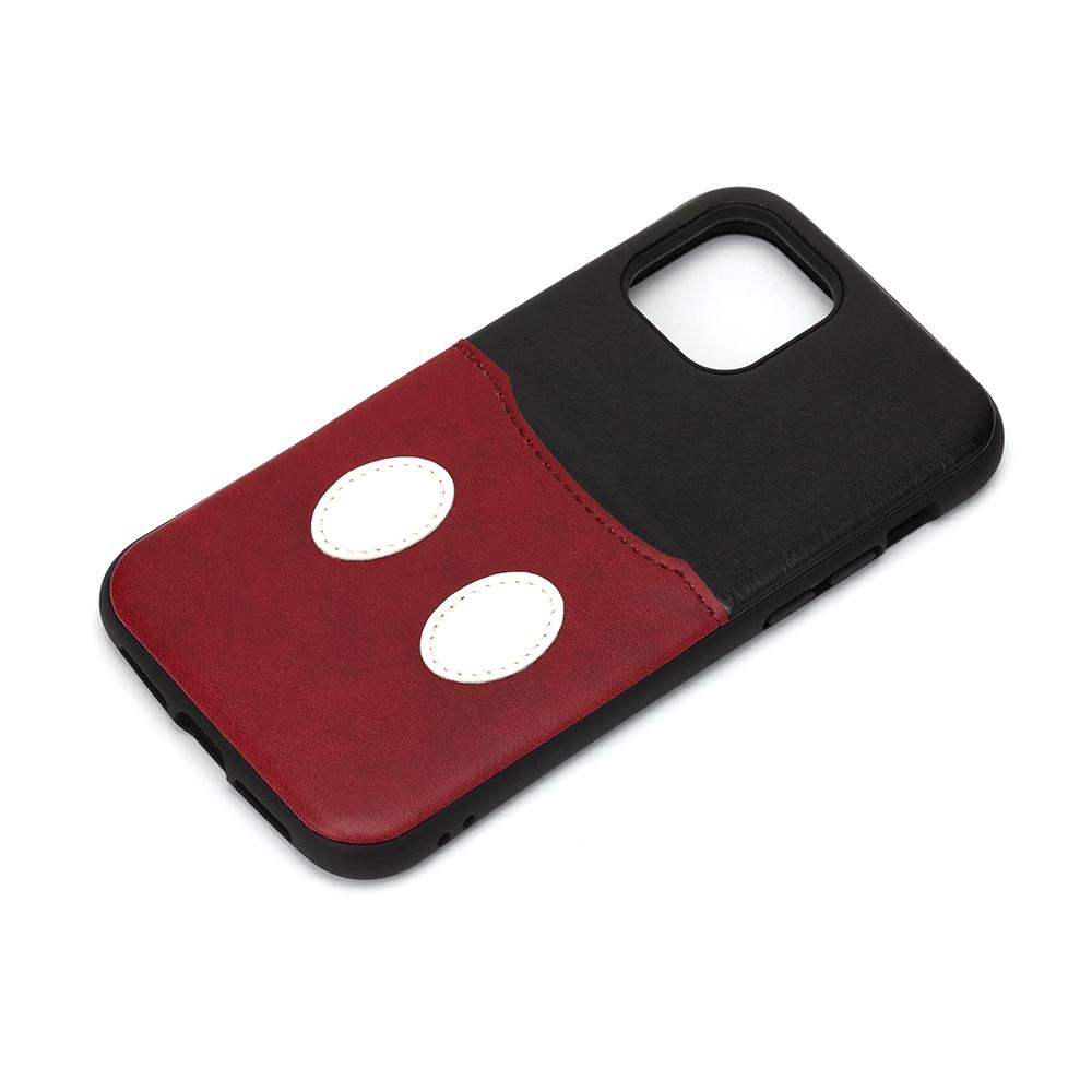 iPhone 12/12 Pro用 タフポケットケース [ミッキーマウス]