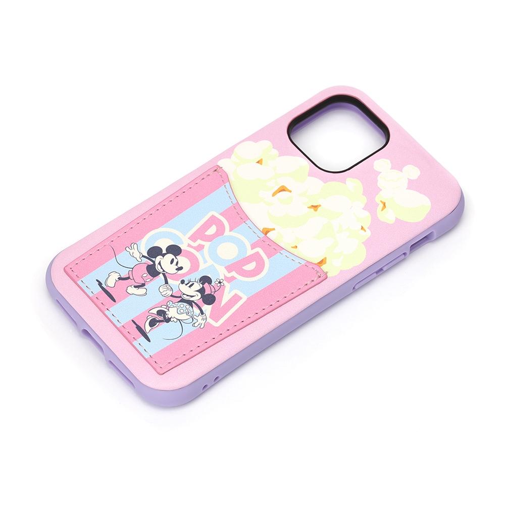 iPhone 12/12 Pro用 タフポケットケース [ミッキーマウス&ミニーマウス]