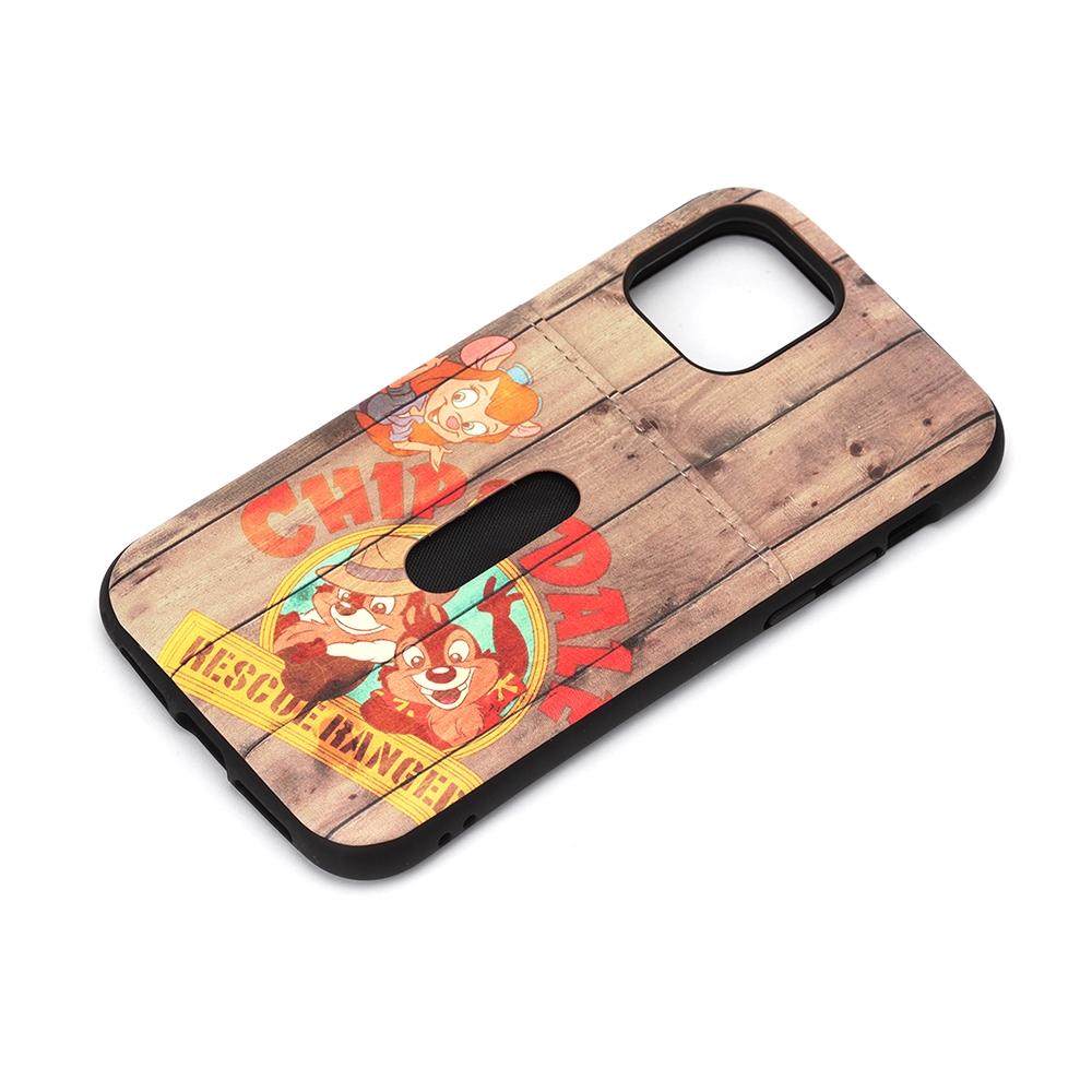iPhone 12/12 Pro用 タフポケットケース [チップとデールの大作戦]