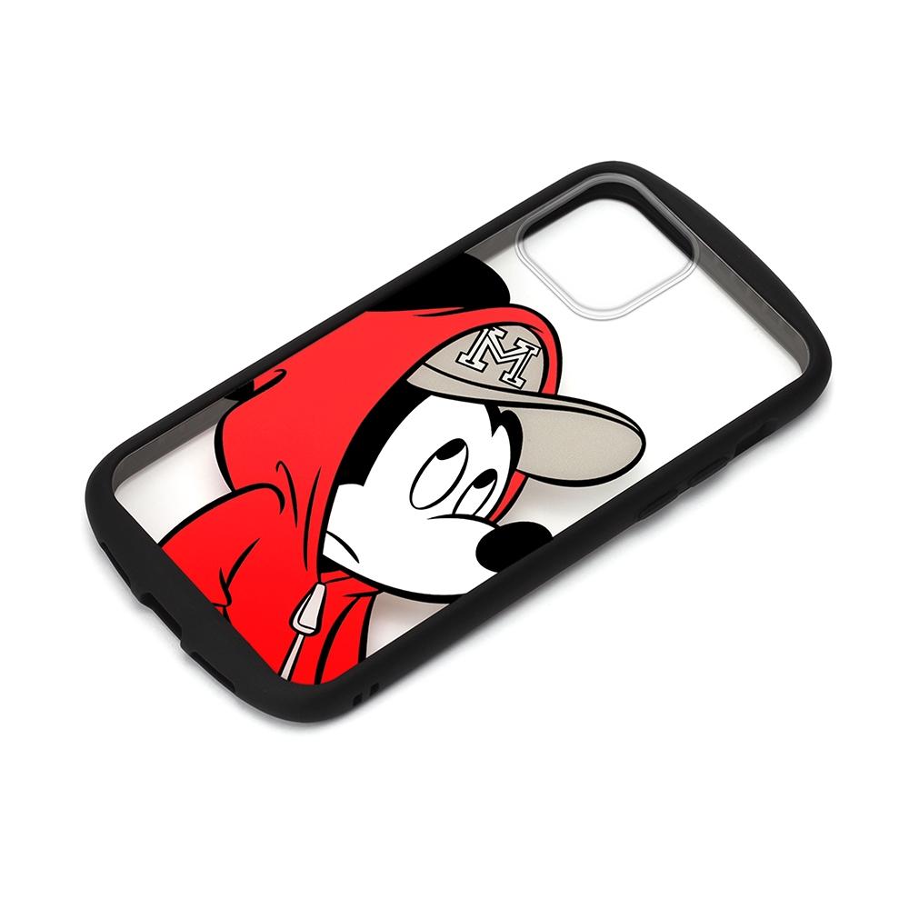 iPhone 12/12 Pro用 ガラスタフケース [ミッキーマウス]
