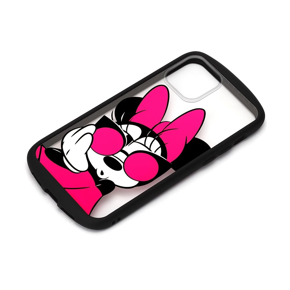 iPhone 12/12 Pro用 ガラスタフケース [ミニーマウス]