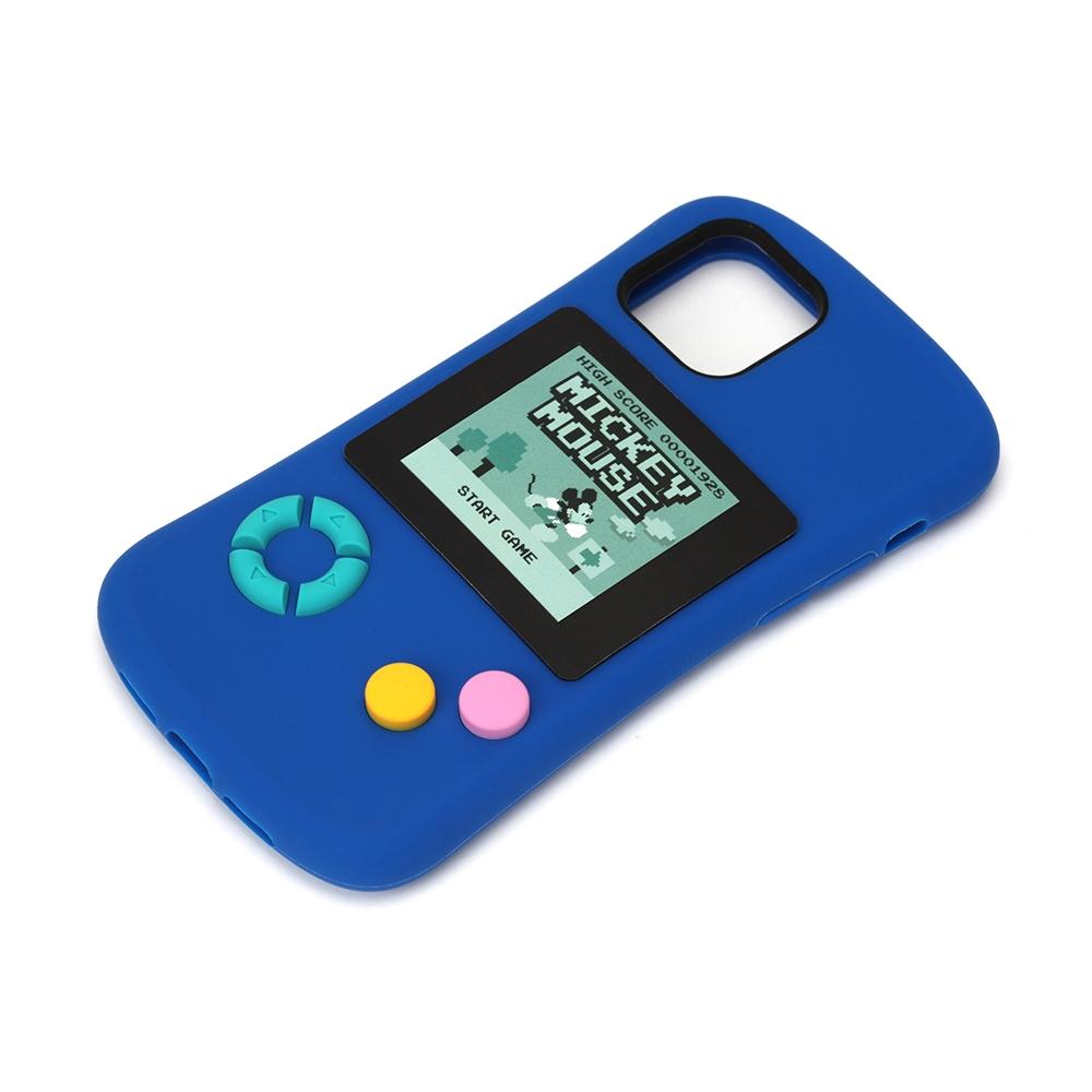 iPhone 12/12 Pro用 シリコンケース [ミッキーマウス/GAME]