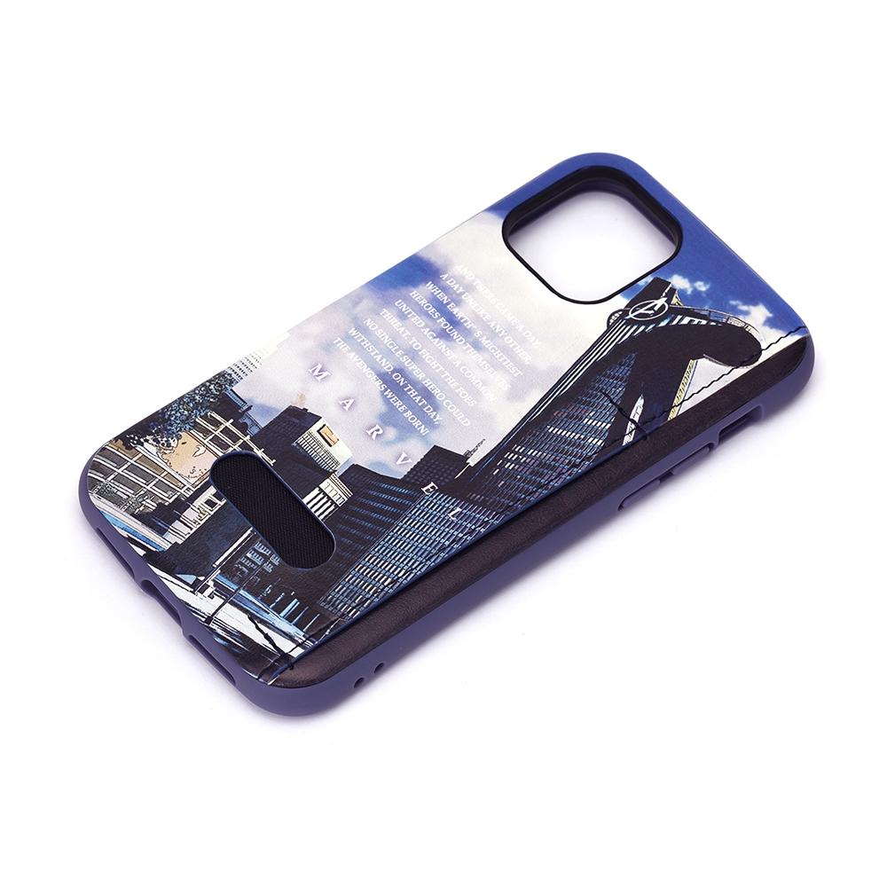 iPhone 12/12 Pro用 タフポケットケース [アベンジャーズ]