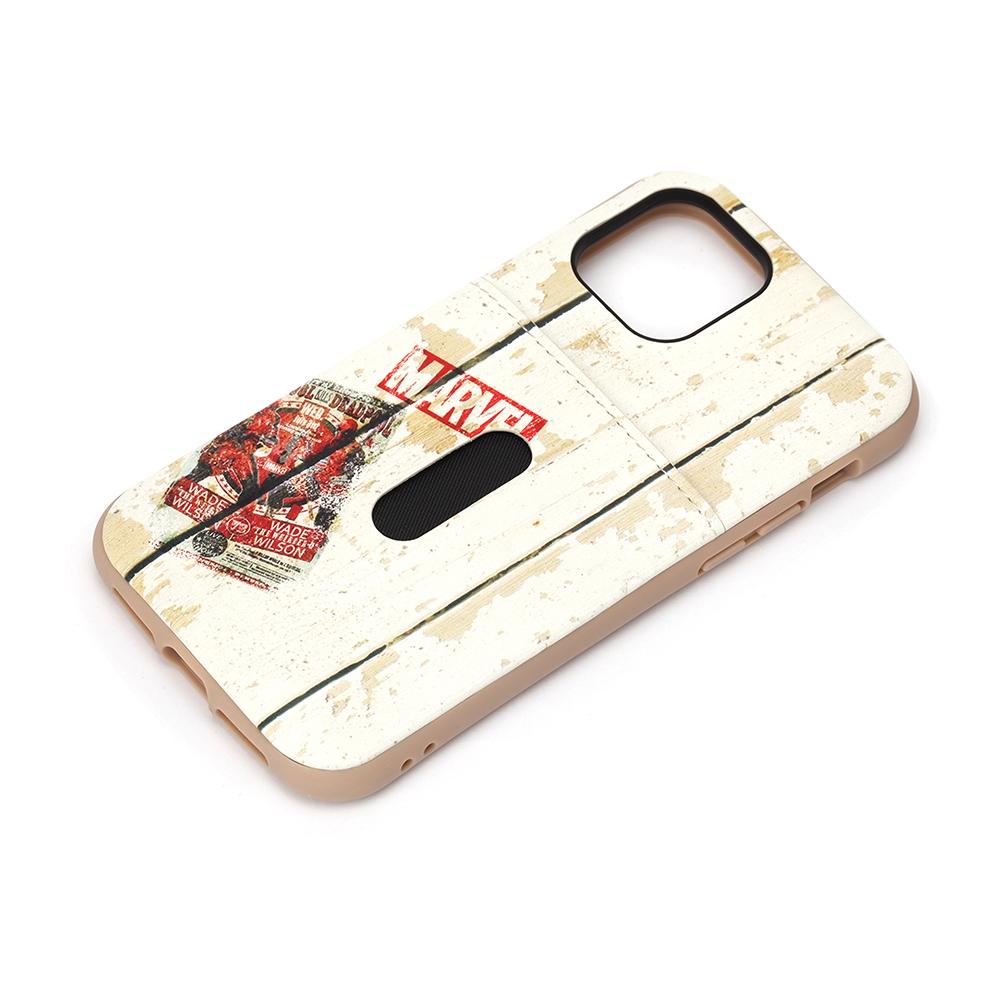 iPhone 12/12 Pro用 タフポケットケース [デッドプール]