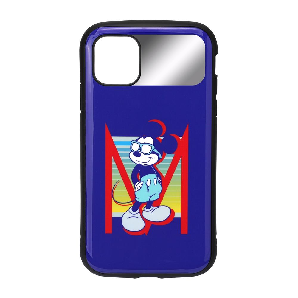 iPhone 12 Pro Max用 ハイブリッドタフケース [ミッキーマウス]