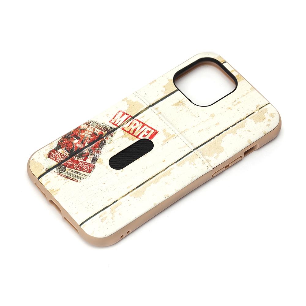 iPhone 12 Pro Max用 タフポケットケース [デッドプール]