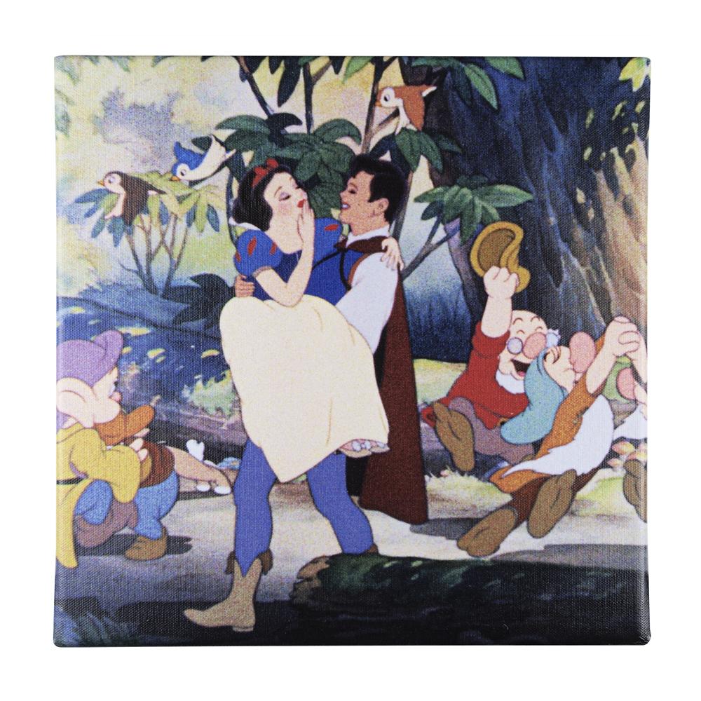 ファブリックパネル ディズニープリンセス 白雪姫