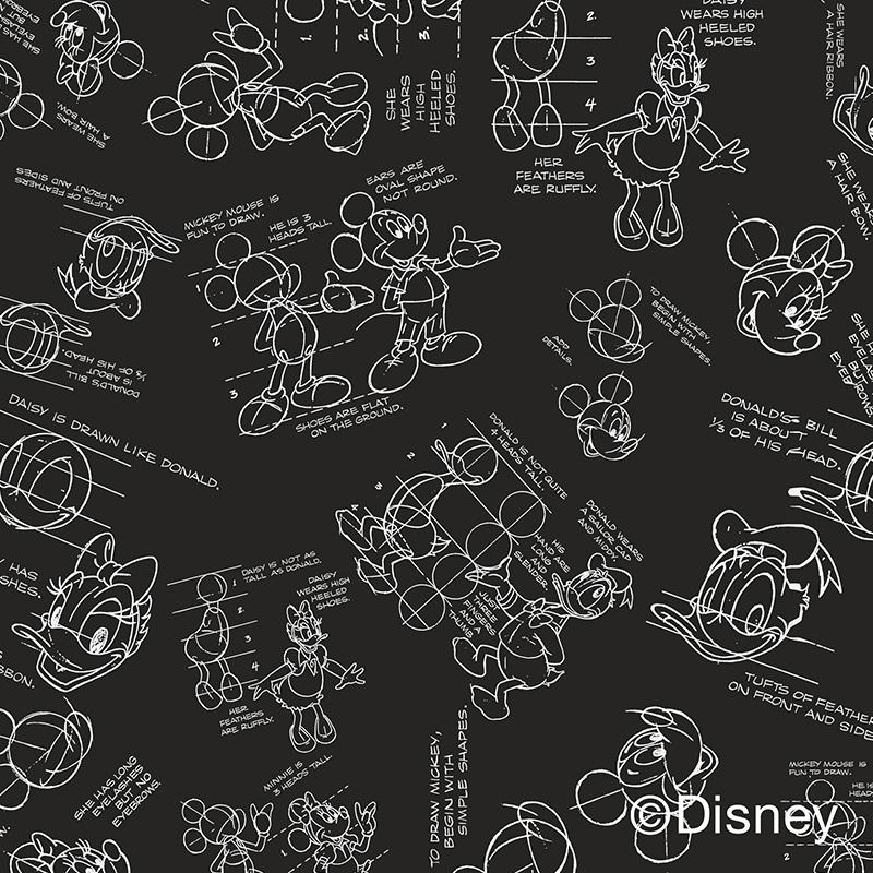 【東京乳母車】プスプス(乳母車) ディズニー ミッキー&フレンズ