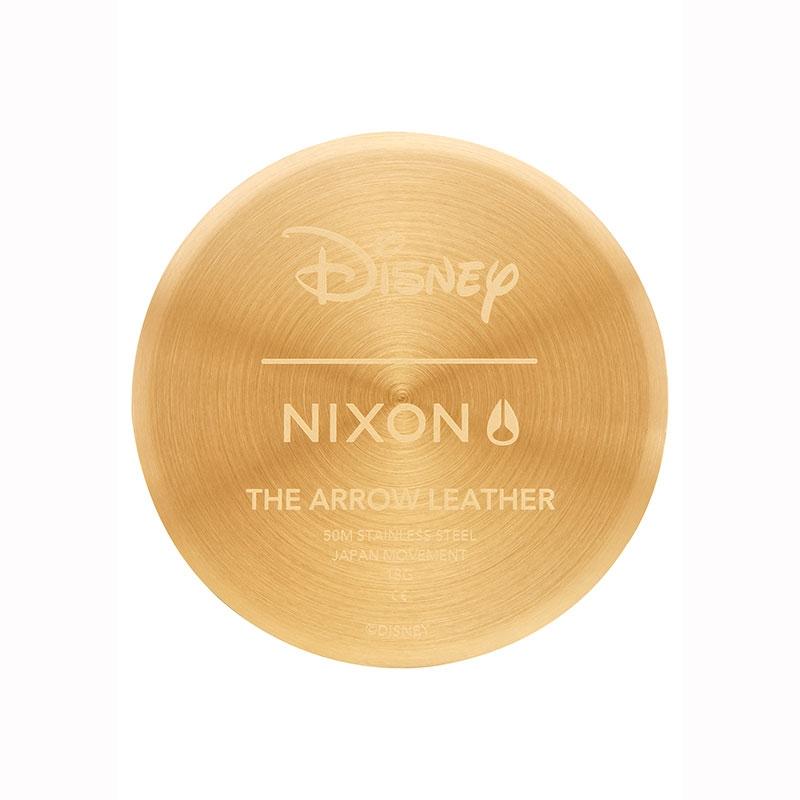 【NIXON】ミッキー 腕時計・ウォッチ ARROW LEATHER