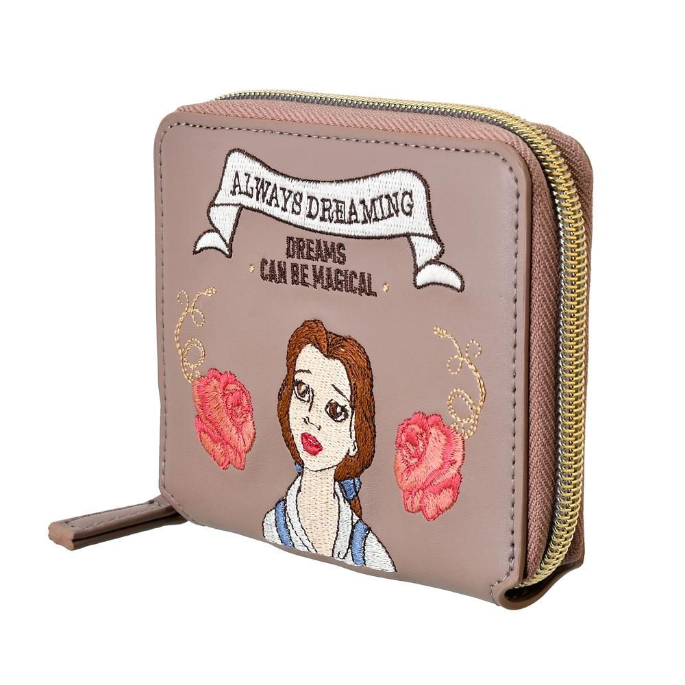 【ACCOMMODE】ベル 財布・ウォレット クラシック刺繍 美女と野獣