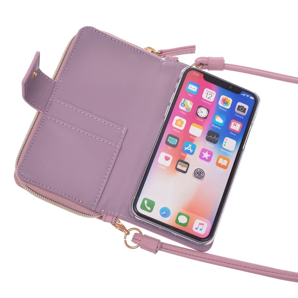 【ACCOMMODE】ポット夫人とチップ iPhone X/XS用スマホケース・カバー クラシック刺繍 美女と野獣