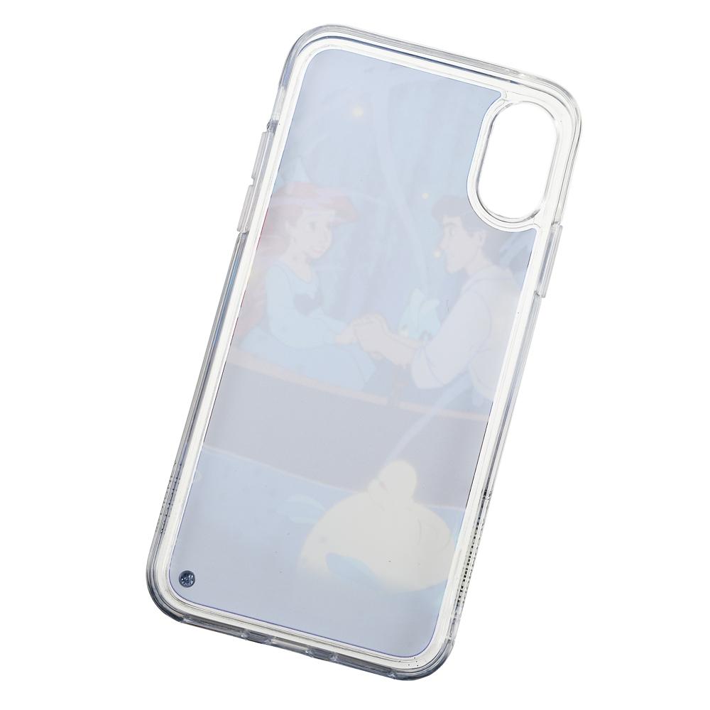 【ACCOMMODE】アリエル&エリック王子、フランダー iPhone X/XS用スマホケース・カバー トゥウィンクル