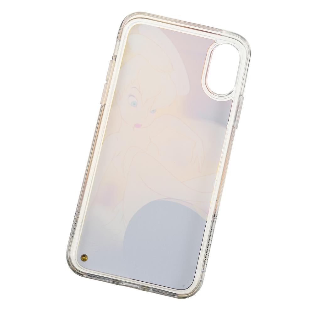 【ACCOMMODE】ティンカー・ベル iPhone X/XS用スマホケース・カバー トゥウィンクル
