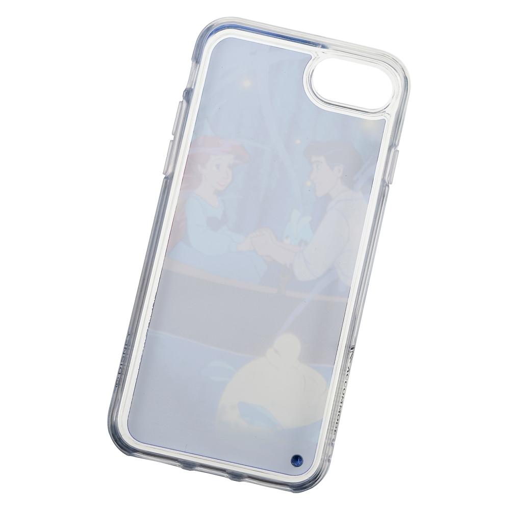 【ACCOMMODE】アリエル&エリック王子、フランダー iPhone 6/6s/7/8用スマホケース・カバー トゥウィンクル