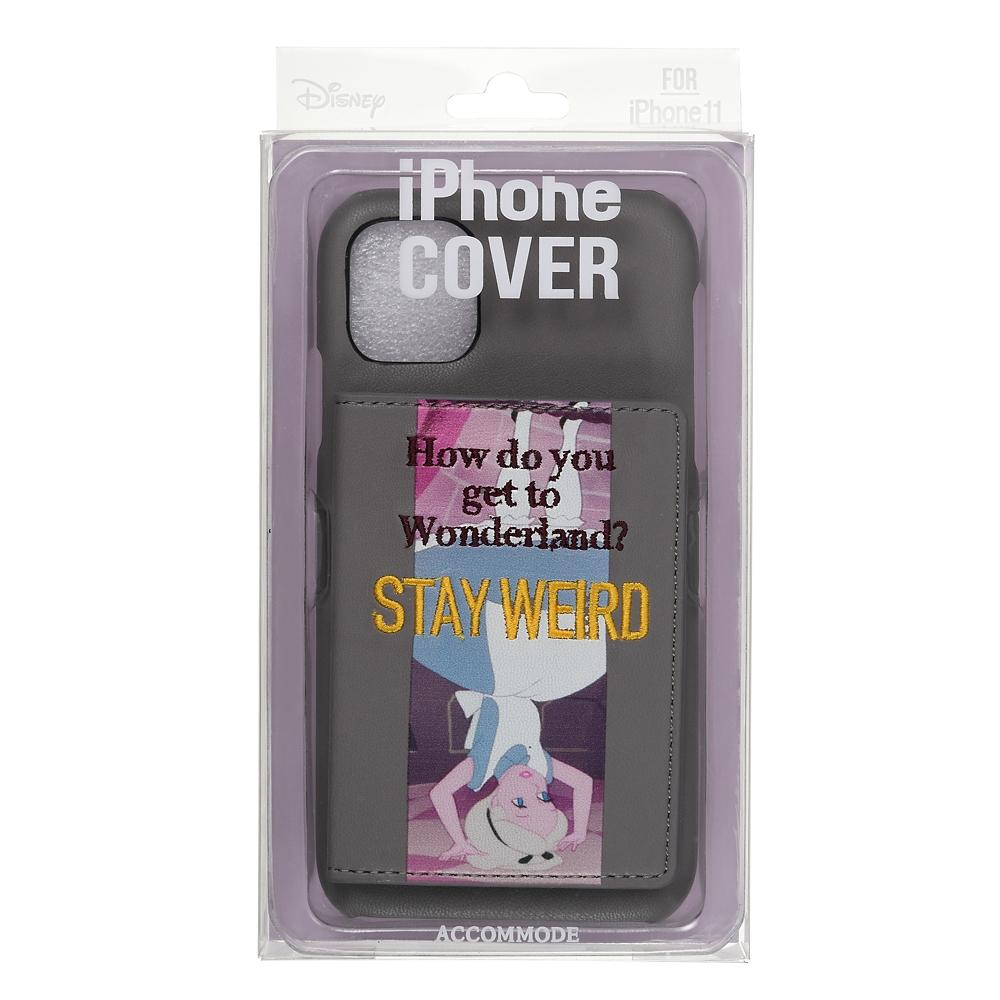 【ACCOMMODE】アリス iPhone 11用スマホケース・カバー グラフィック