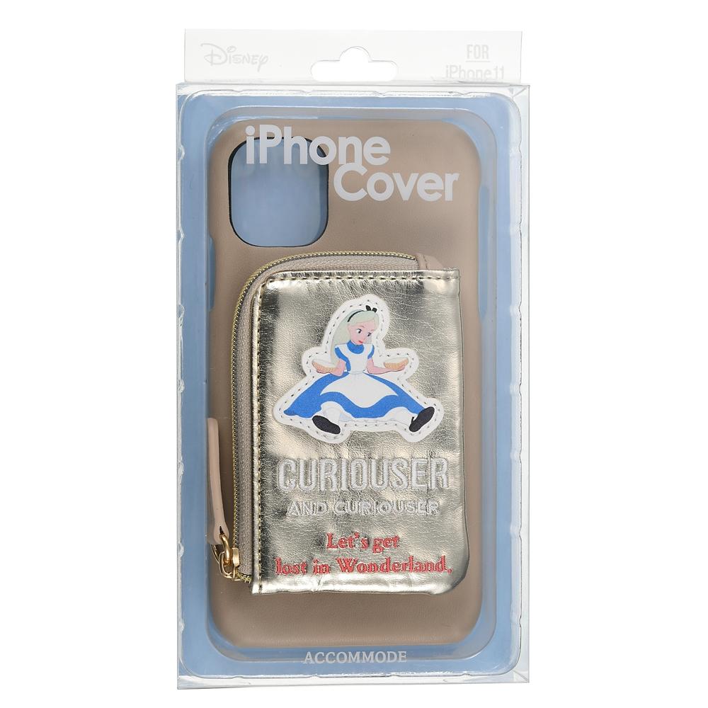 【ACCOMMODE】アリス iPhone 11用スマホケース・カバー ダブルケース