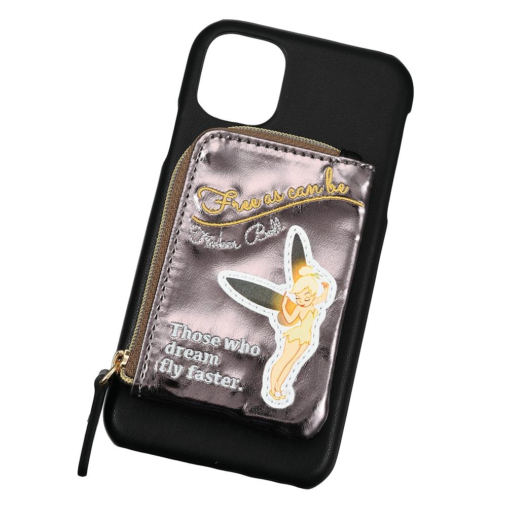 【ACCOMMODE】ティンカー・ベル iPhone 11用スマホケース・カバー ダブルケース