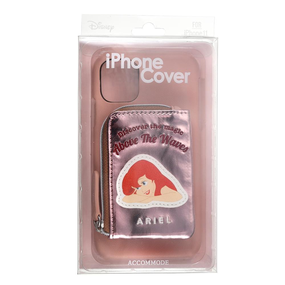 【送料無料】【ACCOMMODE】アリエル iPhone 11用スマホケース・カバー ダブルケース