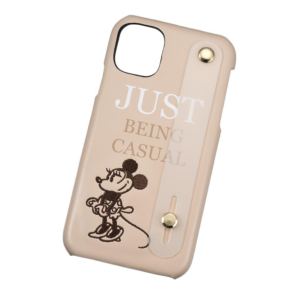 【ACCOMMODE】ミニー iPhone 11用スマホケース・カバー レイヤークリア