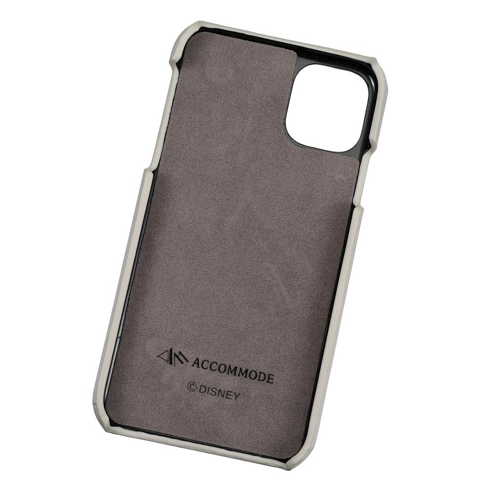 【ACCOMMODE】ミッキー iPhone 11用スマホケース・カバー レイヤークリア