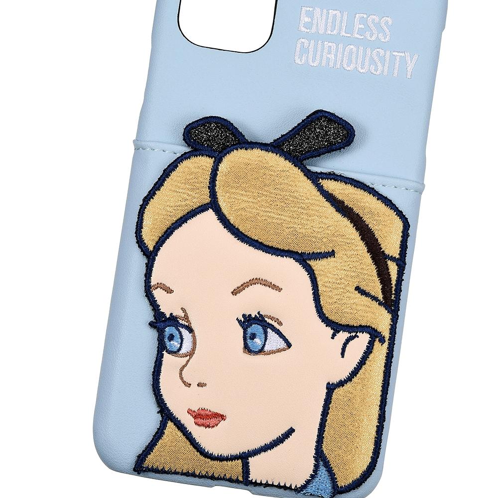 【ACCOMMODE】アリス iPhone 11用スマホケース・カバー パッチワーク