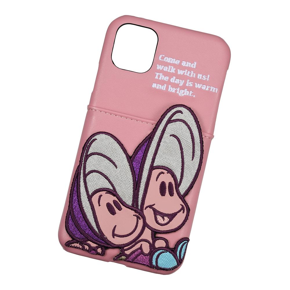 【ACCOMMODE】ヤングオイスター iPhone 11用スマホケース・カバー パッチワーク