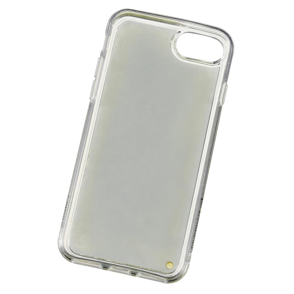 【ACCOMMODE】ブルー・フェアリー iPhone 6/6s/7/8/SE(第2世代)用スマホケース・カバー シャイニー