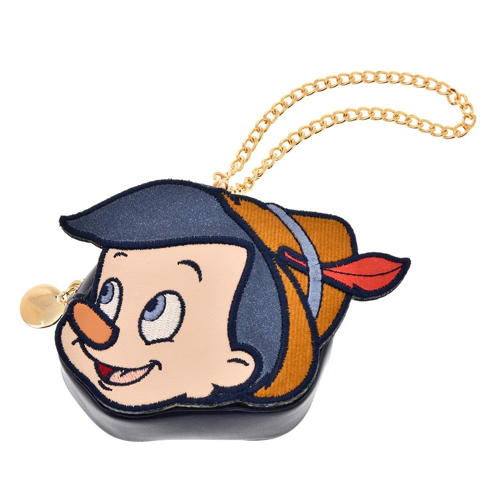 【ACCOMMODE】ピノキオ ポーチ ダイカット