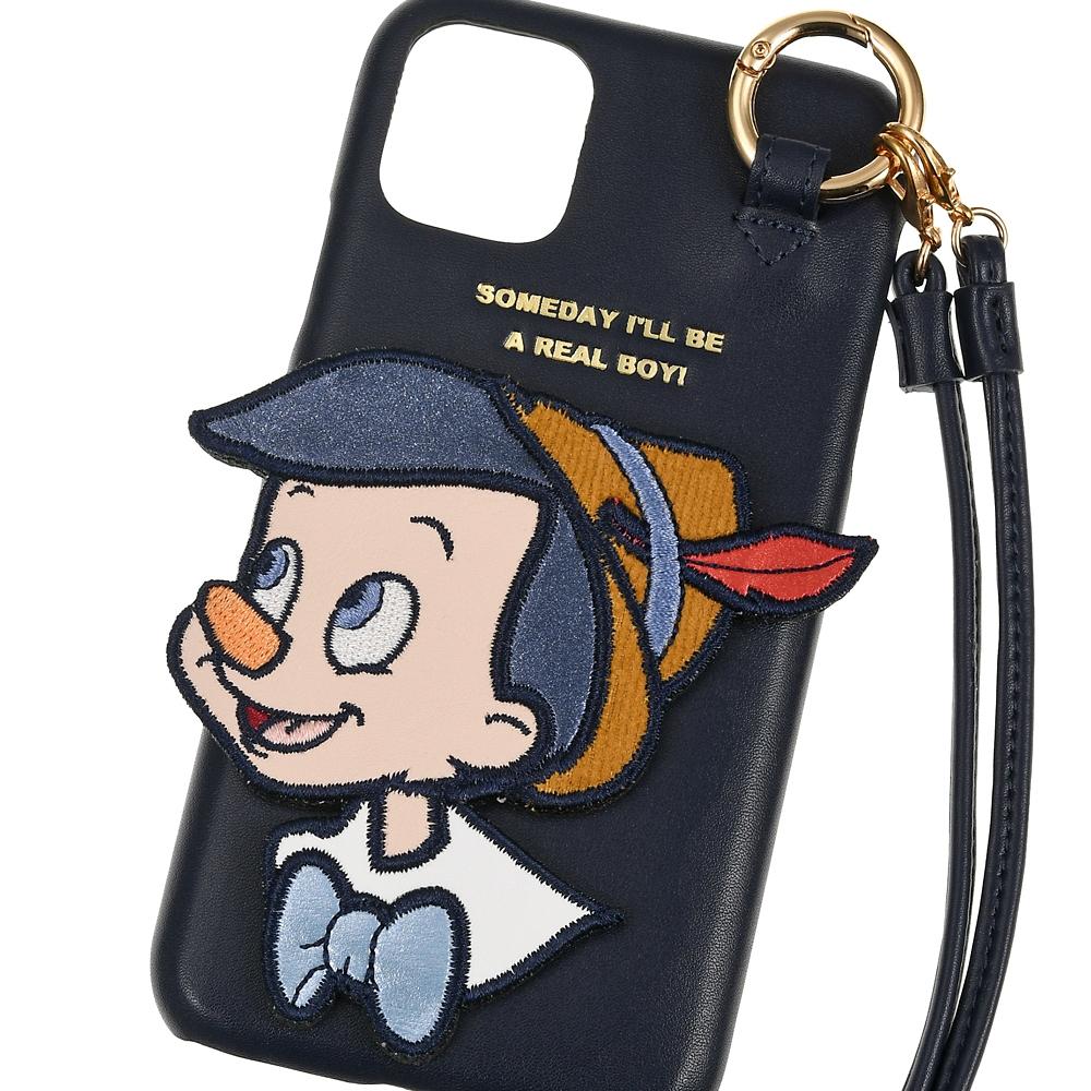 【ACCOMMODE】ピノキオ iPhone 11/XR用スマホケース・カバー