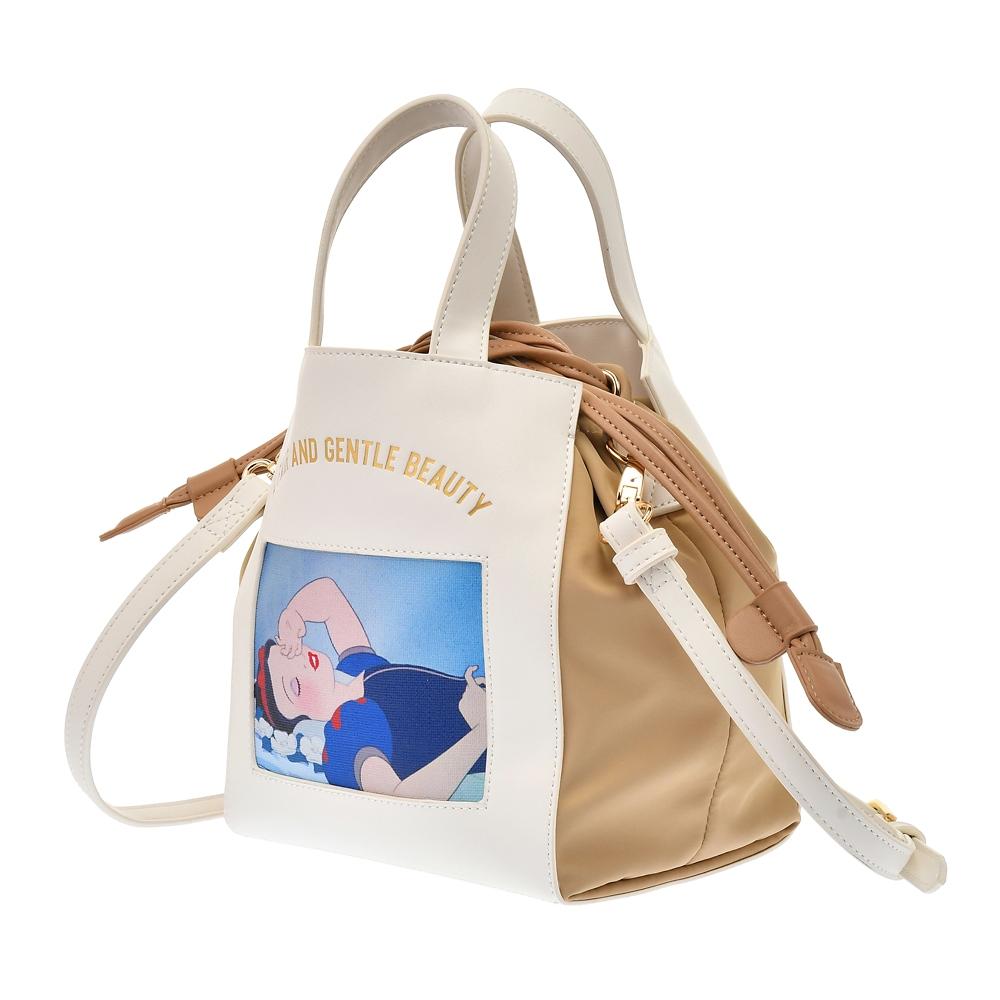 【ACCOMMODE】白雪姫 ショルダーバッグ 2WAY ディズニープリンセス