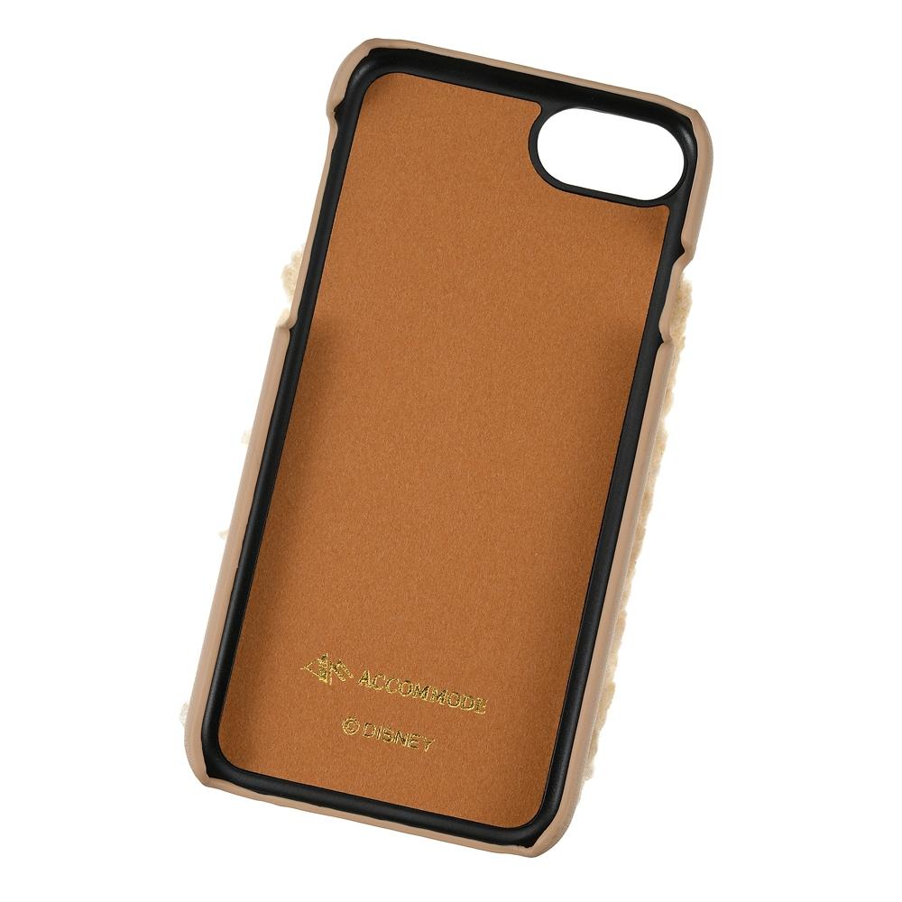 【ACCOMMODE】ミニー iPhone 6/6s/7/8/SE(第2世代)用スマホケース・カバー ボア ラインアート