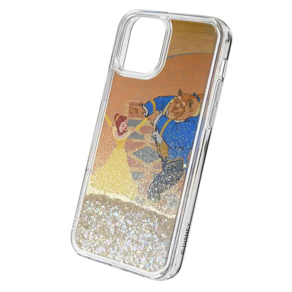 【ACCOMMODE】ベル&野獣 iPhone 12/12 Pro用スマホケース・カバー トゥウィンクル