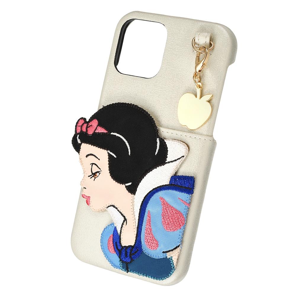 【ACCOMMODE】白雪姫 iPhone 12/12 Pro用スマホケース・カバー グリッターパッチワーク