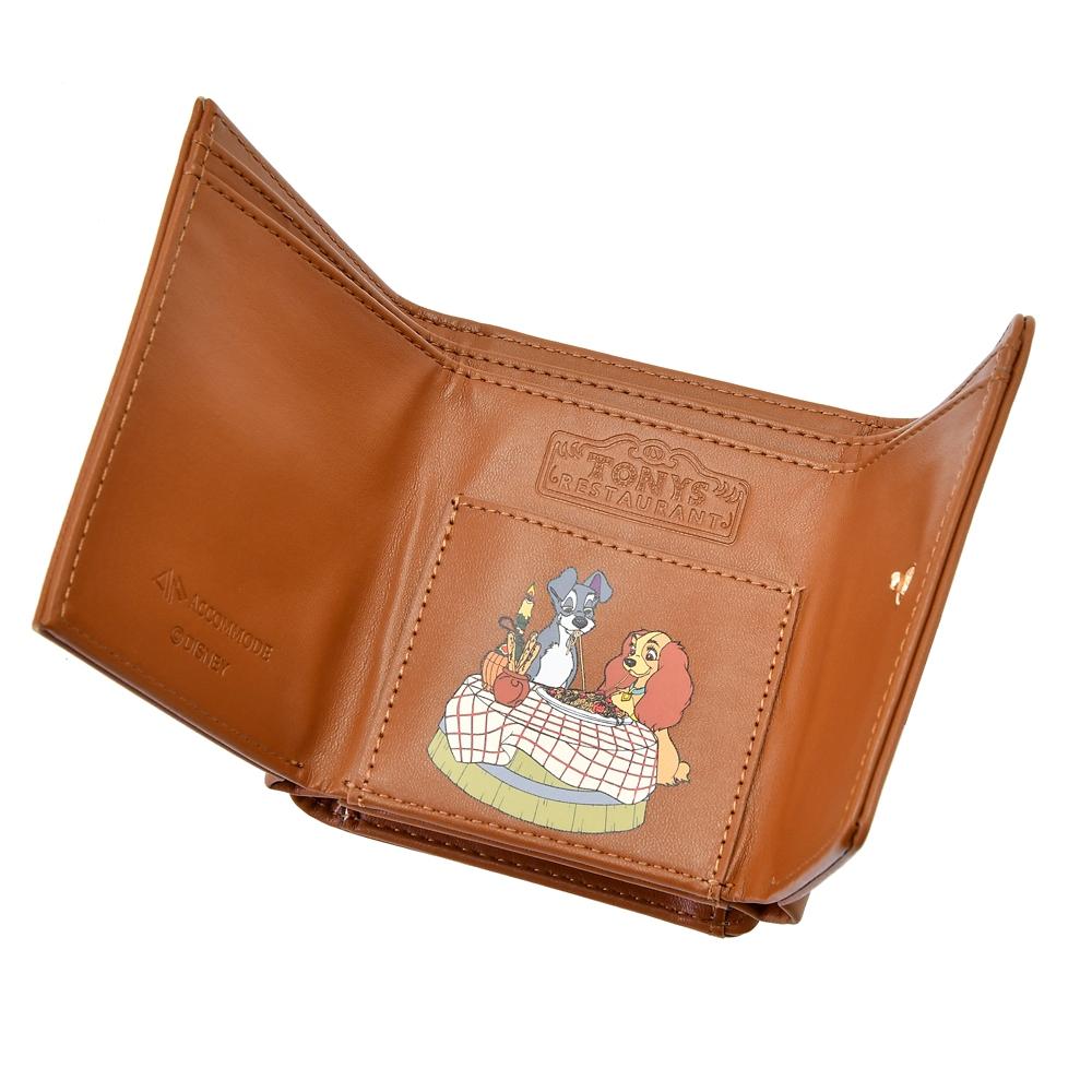 【ACCOMMODE】レディ 財布・ウォレット フェイスパッチ わんわん物語